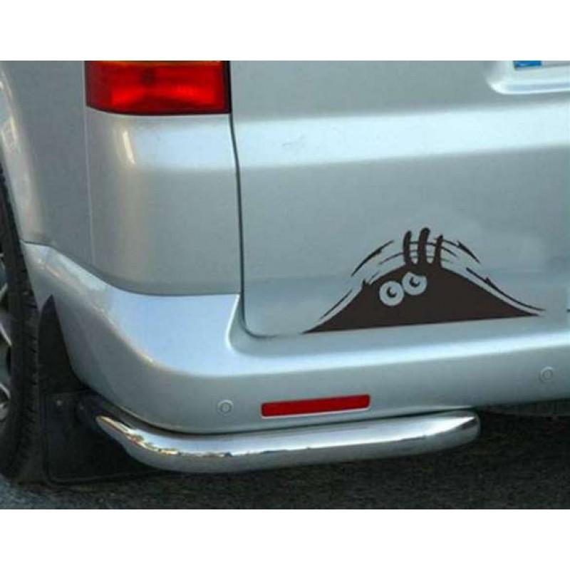 Стикер за автомобил Очите