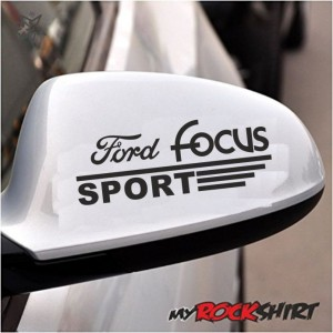 Стикери за странични огледала Форд Фокус два броя