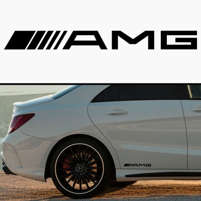 Стикери AMG два броя