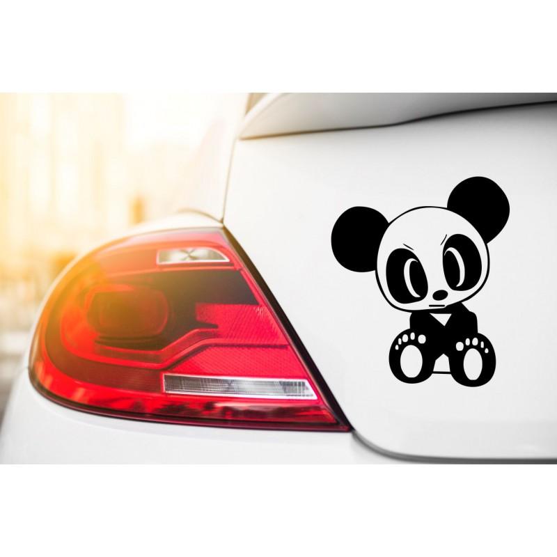 Лепенка за кола Малка панда