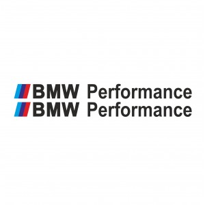 BMW Performance стикери