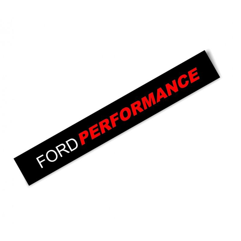 Сенник Ford Performance