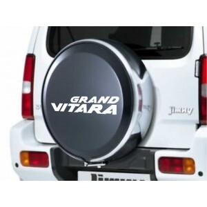 Grand Vitara  резервна гума стикер