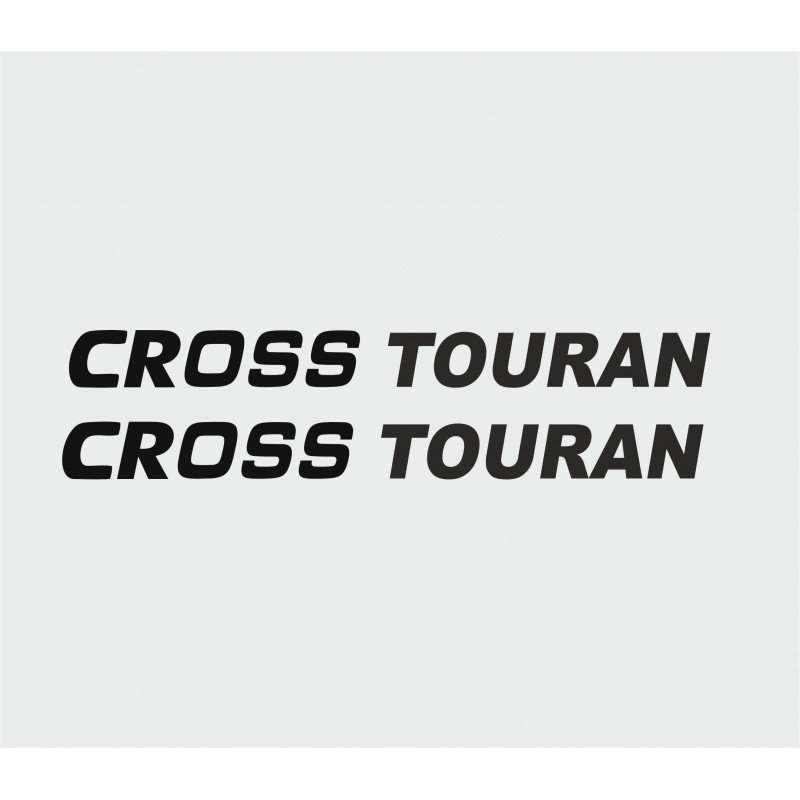 Стикери Cross Touran