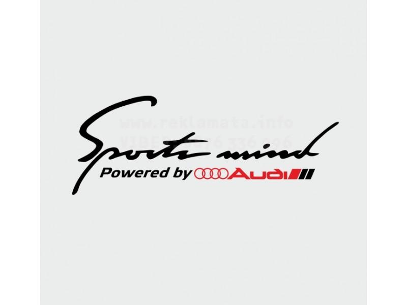 Sport mind Audi