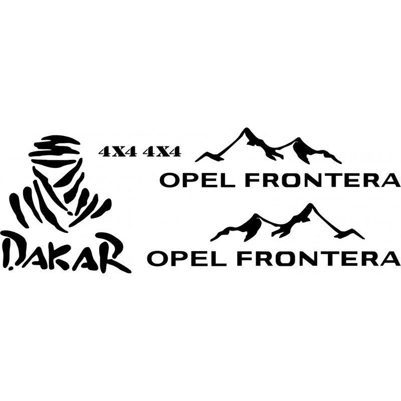 Комплект подходящ за Опел Фронтера