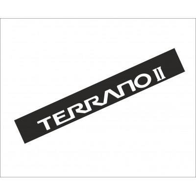 Сенник за  Nissan Terrano
