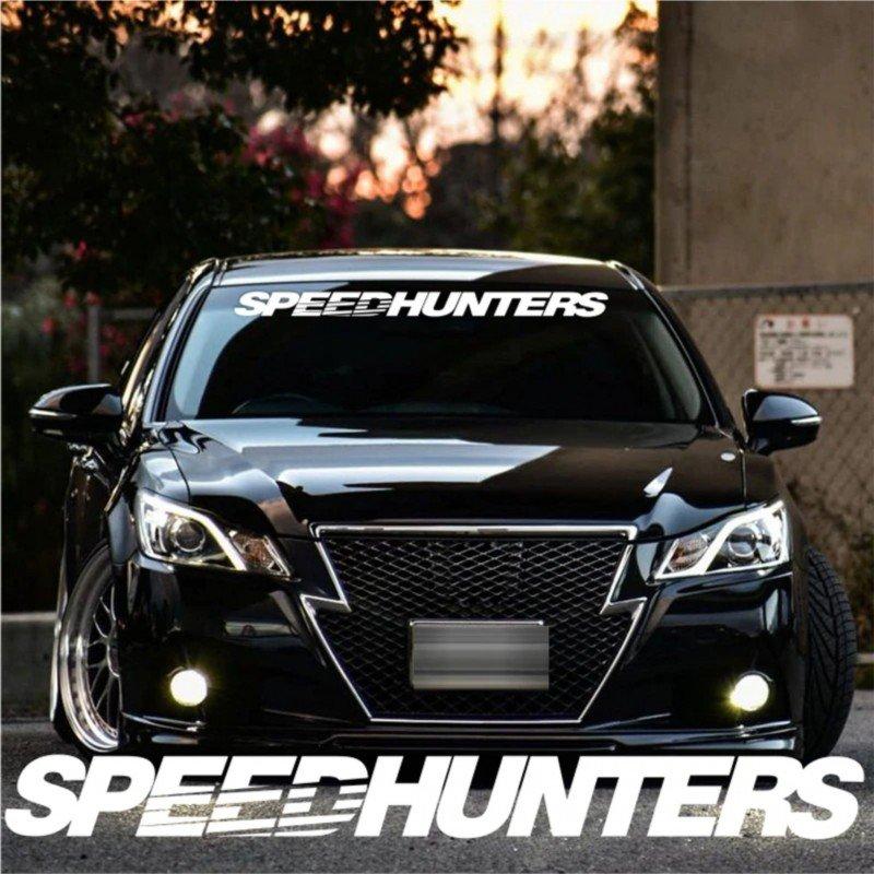 Speedhunters стикер за предно стъкло