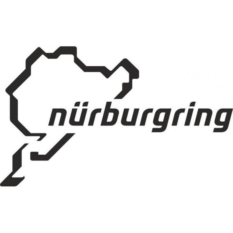 Стикер Nurburgring