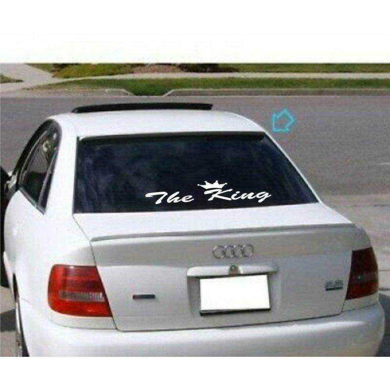 Стикер Крал в колата