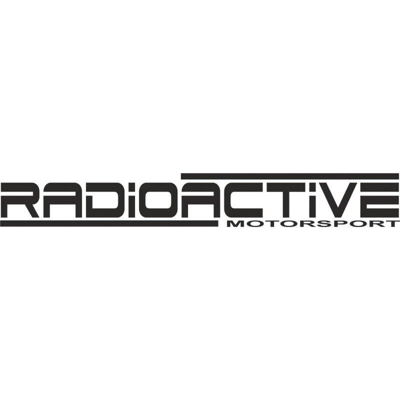 Стикер Radioactive Motorsport