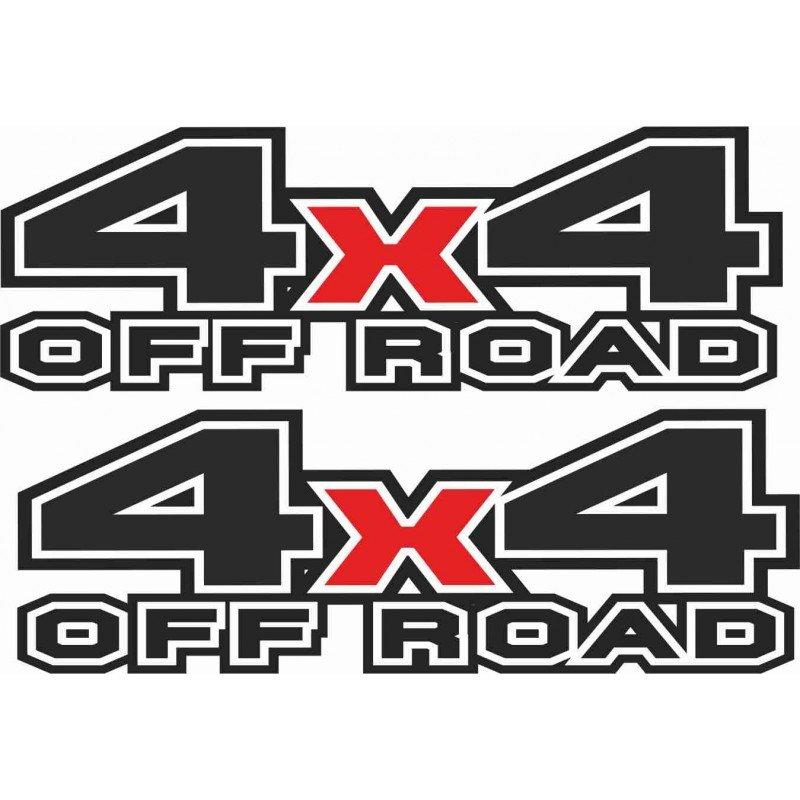 Стикери 4х4 Offroad , ATV, Джип