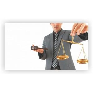 Модел 64 бързи визитки Адвокати, Юридически услуги