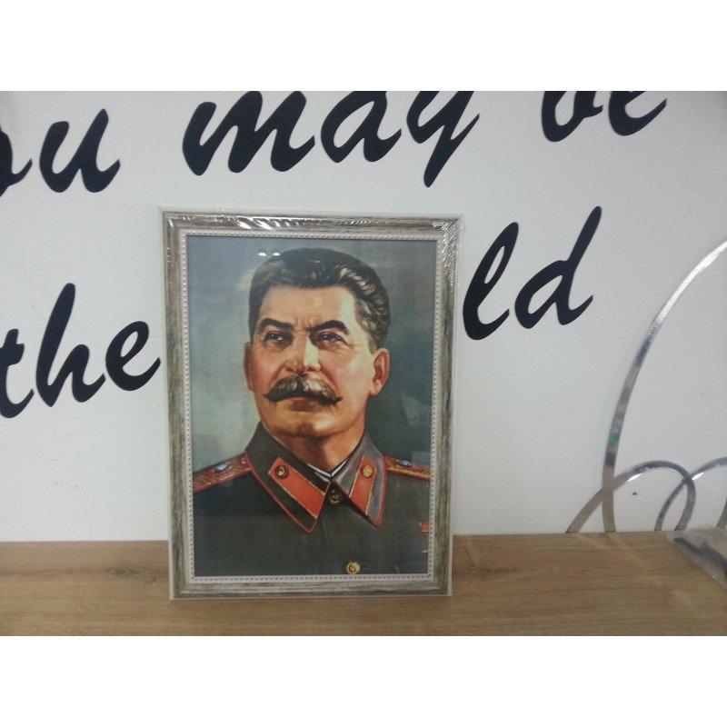 Портрет Сталин