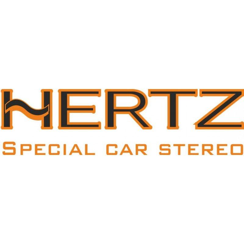 Стикер за странично или задно стъкло HERTZ