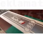 Ауди стикер за капак, тунинг лепенка Audi A3, A4, A5, A6, S3, S4, S5