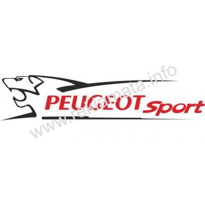 Стикер за пежо , Peugeot lion sport