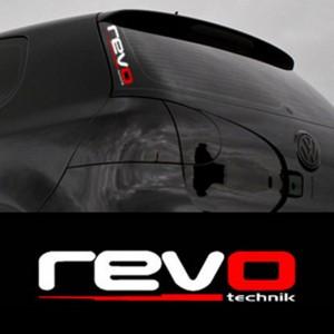 Тунинг стикер, лепенка Revo  за автомобил или стъкло