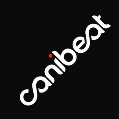"""Стикер """"Canibeat"""" , лепенка за автомобил, мотор или друга гладка повърхност"""