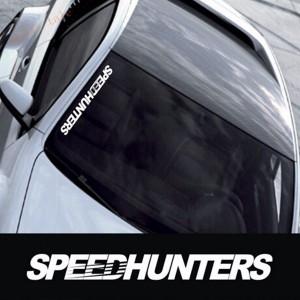 """Стикер """"SPEEDHUNTERS"""" ловци на скорости"""