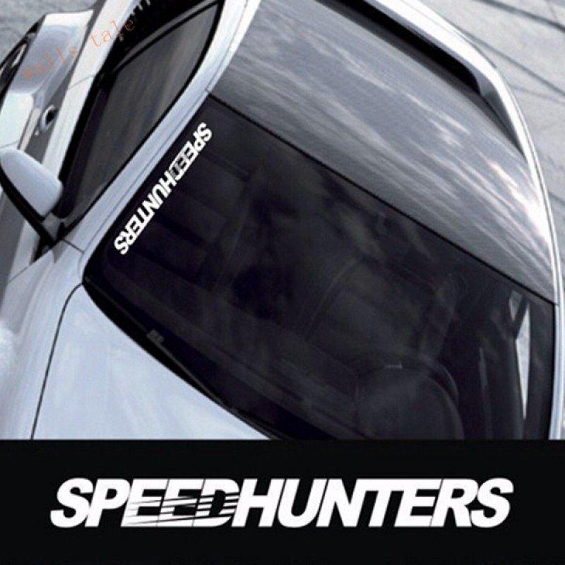 Стикер SPEEDHUNTERS ловци на скорости