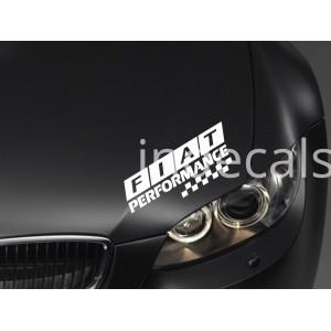 Стикер за Фиат Fiat Performance вежда фар