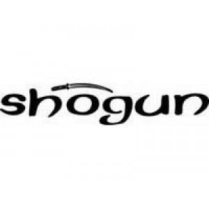 Shogun лепенка , състезателна за автомобил, тунинг стикер, лого