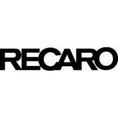 Recardo лепенка , състезателна за автомобил, тунинг стикер, лого