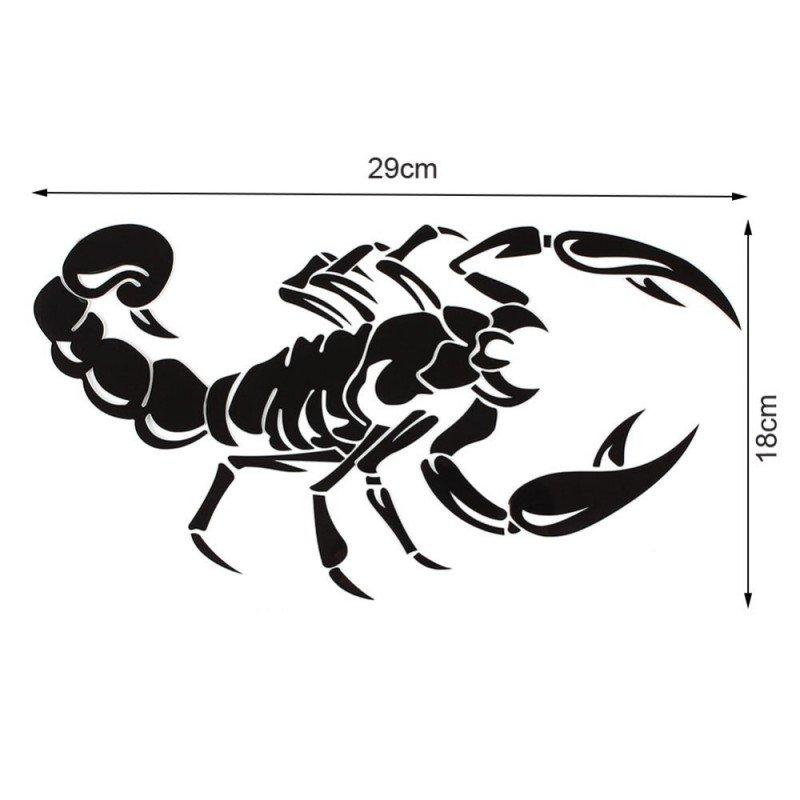 Стикер Скорпион