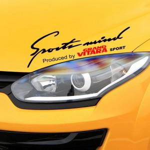 Стикер подходящ за всички модели Suzuki, Sport mind