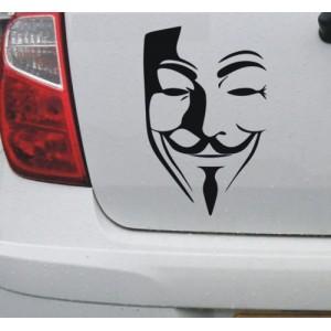 Стикер на Анонимните