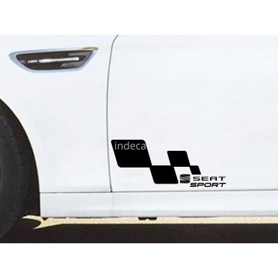Seat Sport  стикер 2 броя