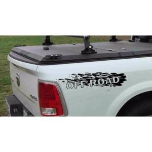 Off road  стикер за високопроходими автомобили