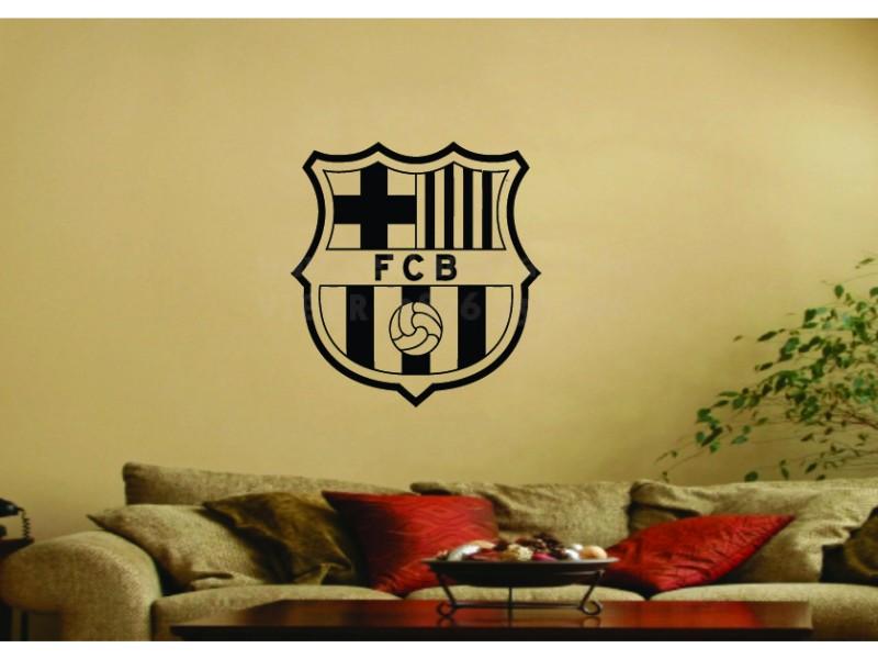 Стикер за стена Барселона