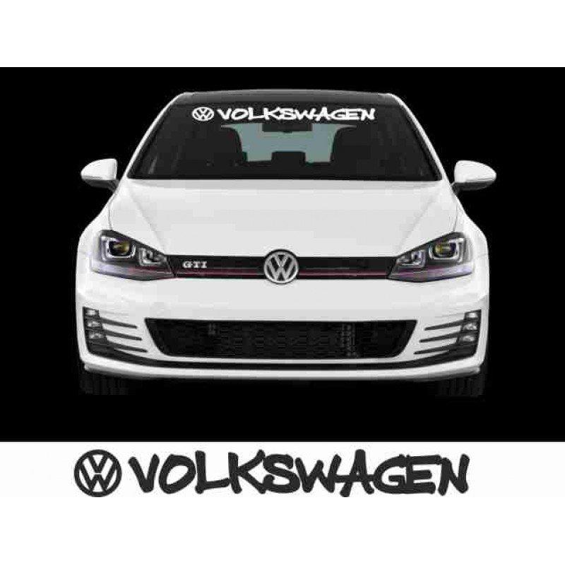 Стикер за предно стъкло Volkswagen