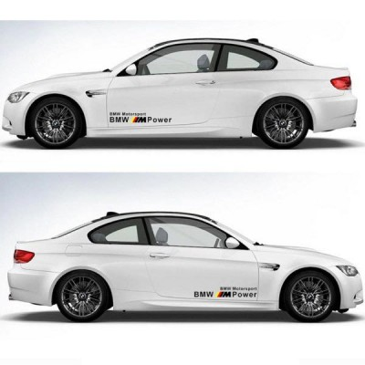 С тикери BMW M POWER