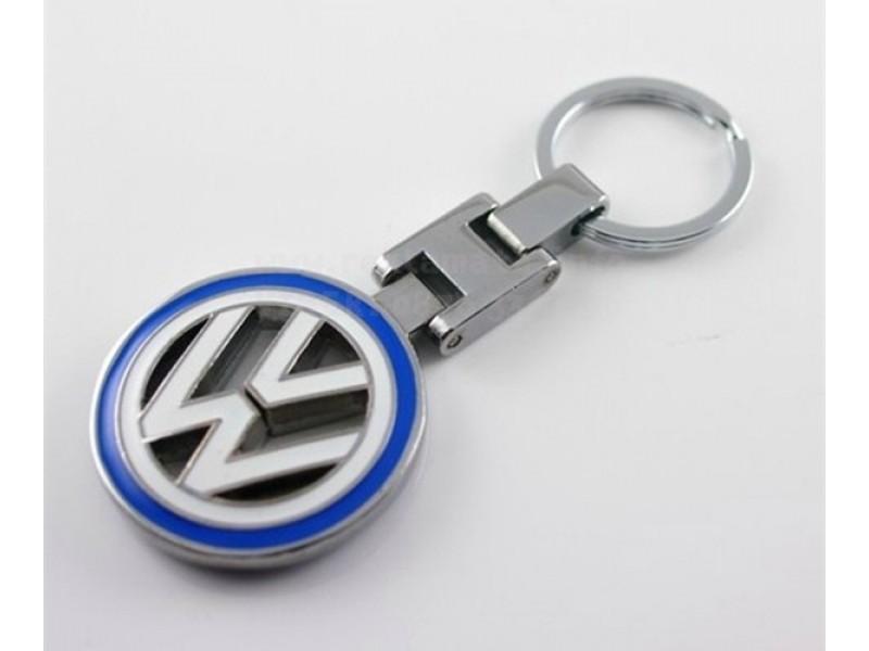 Луксозен метален ключодържател за VW фолксваген