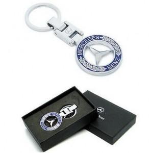 Луксозен метален ключодържател за Мерцедес