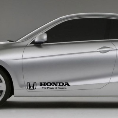 Стикери за Хонда, Стикери за коли, автомобили