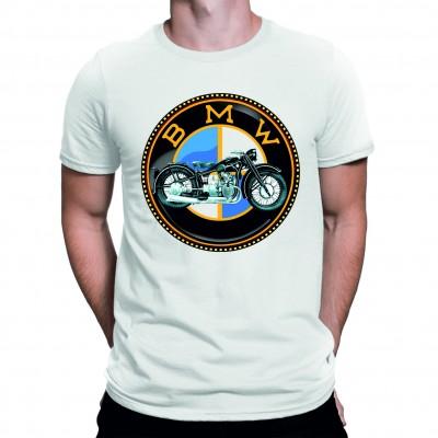 Тениска Ретро мотор