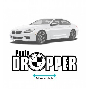 Стикер BMW Panty Dropper