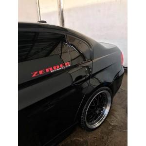 Стикер Zender motorsport