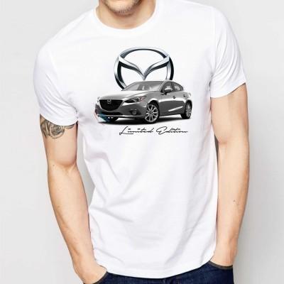 Бяла тениска Limited edition