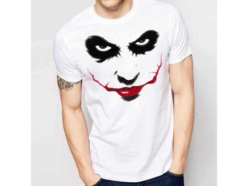 Бяла тениска с Жокер
