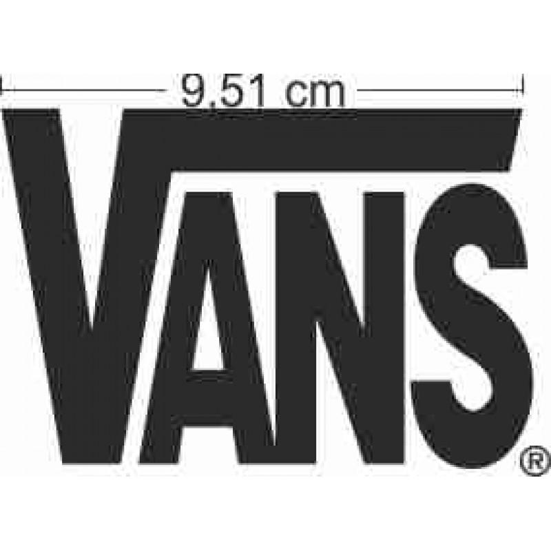 Стикер Vans
