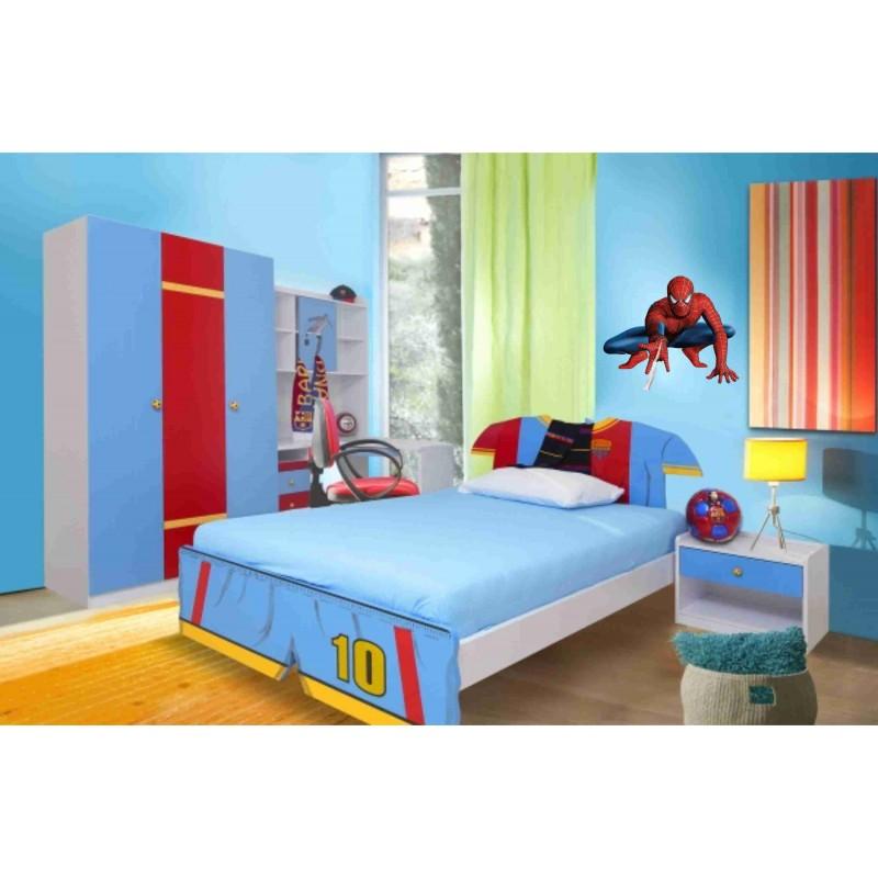 Стикер лепенка за детска стая Спайдърмен Spiderman