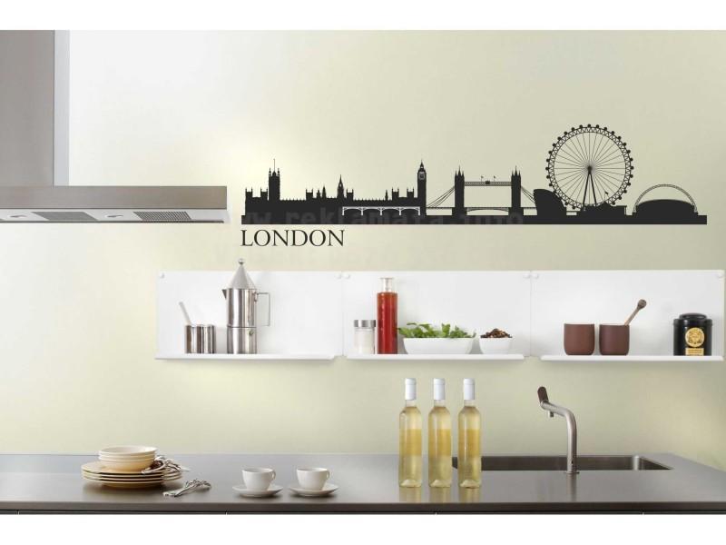 Стикер за стена Лондон